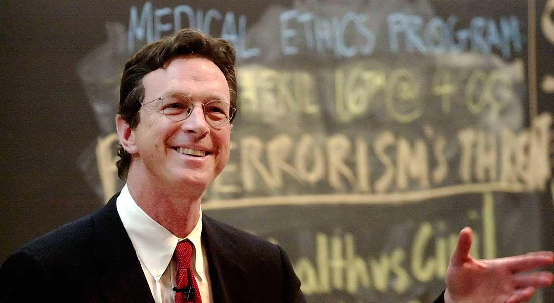 Michael Crichton - Teacher