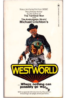 Westworld - Published Screenplay