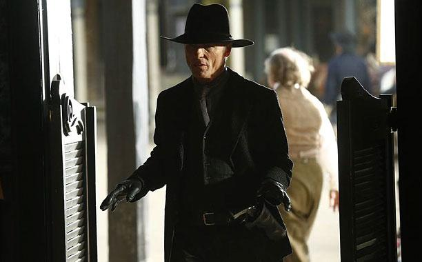 Ed Harris in HBO's WESTWORLD