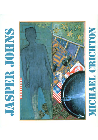 Jasper Johns by Michael Crichton