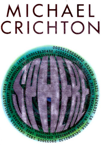 a description of the sphere by michael crichton  pub date and, most basic, a description of what the book is about  crichton  went back onto the hardcover list with sphere, published in june 1987  all  have come to expect when a michael crichton book is published.