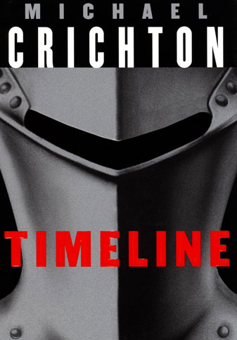 a literary analysis of timeline by michael crichton And the oscar for best special effects goes to: timeline figure maybe three years before those words are spoken, for crichton's new novel--despite media reports about trouble in selling film righ.
