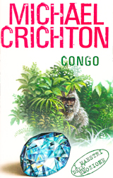 Congo Book Cover - Italy