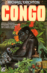 Congo Book Cover - Portugal