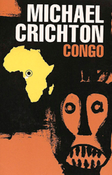 Congo Book Cover - Spain