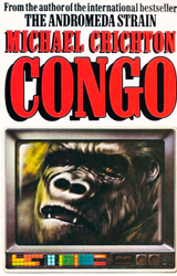 Congo Book Cover - United Kingdom