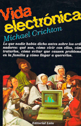 Electronic Life Book Cover - Spain