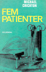 Five Patients Book Cover - Sweden