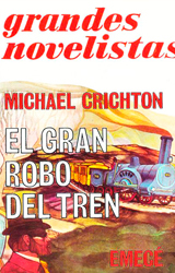 The Great Train Robbery Book Cover - Argentina