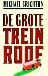The Great Train Robbery Book Cover - Netherlands