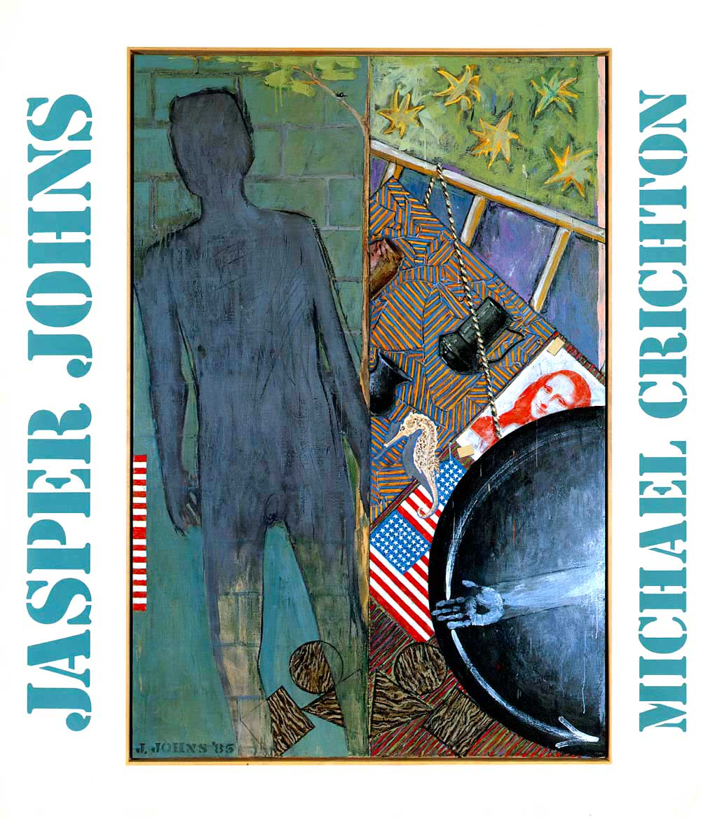 Jasper Johns Original Cover - Front