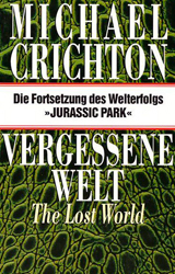 The Lost World Book Cover - Germany