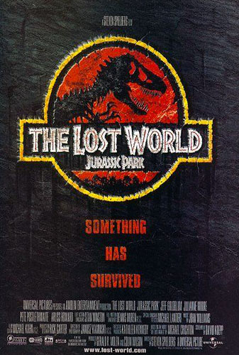 The Lost World based on the novel by Michael Crichton