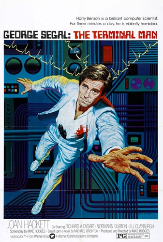 The Terminal Man based on the novel by Michael Crichton