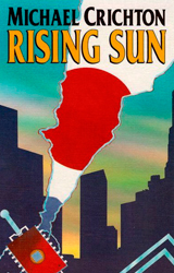 Rising Sun Book Cover - United Kingdom