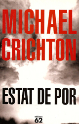 State of Fear Book Cover - Catalan