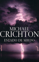 State of Fear Book Cover - Spain