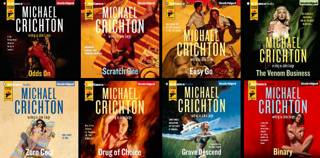 The Med School Years Collection Archives - MichaelCrichton com