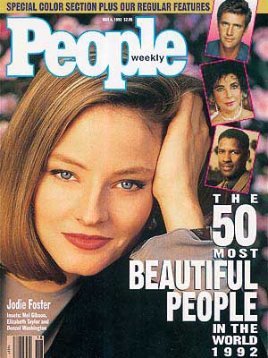 People Magazine - May 4, 1992