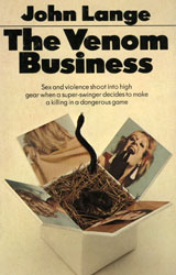 The Venom Business by John Lange