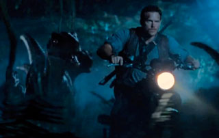 Jurassic World Opens in Theaters Today